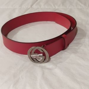 Men's/Women's Authentic Quality Leather Gucci Belt